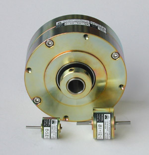 Placid Industries Magnetic Particle Brake Specifications